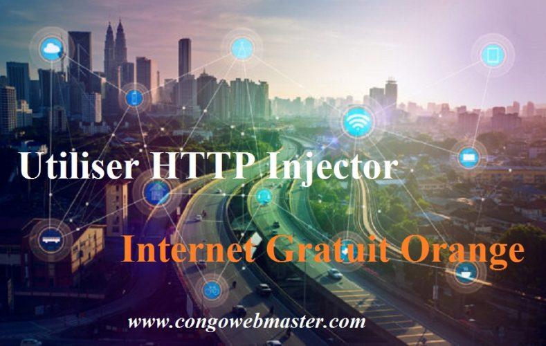 Utiliser HTTP Injector pour l'Internet Gratuit Orange Oct-Nov 2017