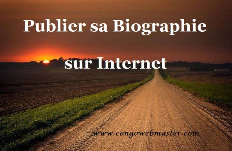 Publier Sa Biographie Sur Internet: Utiliser Wikipédia ou Blog Personnel ?
