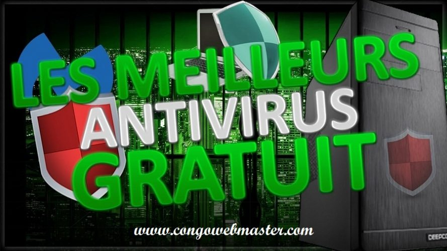 Top 5 Meilleurs Antivirus Gratuit Windows 7/8 Ed. 2017/2018